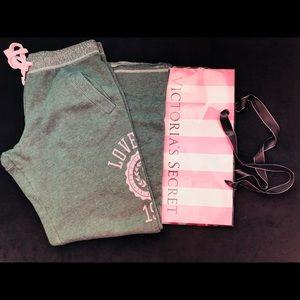 VS Pink Boyfriend Pants